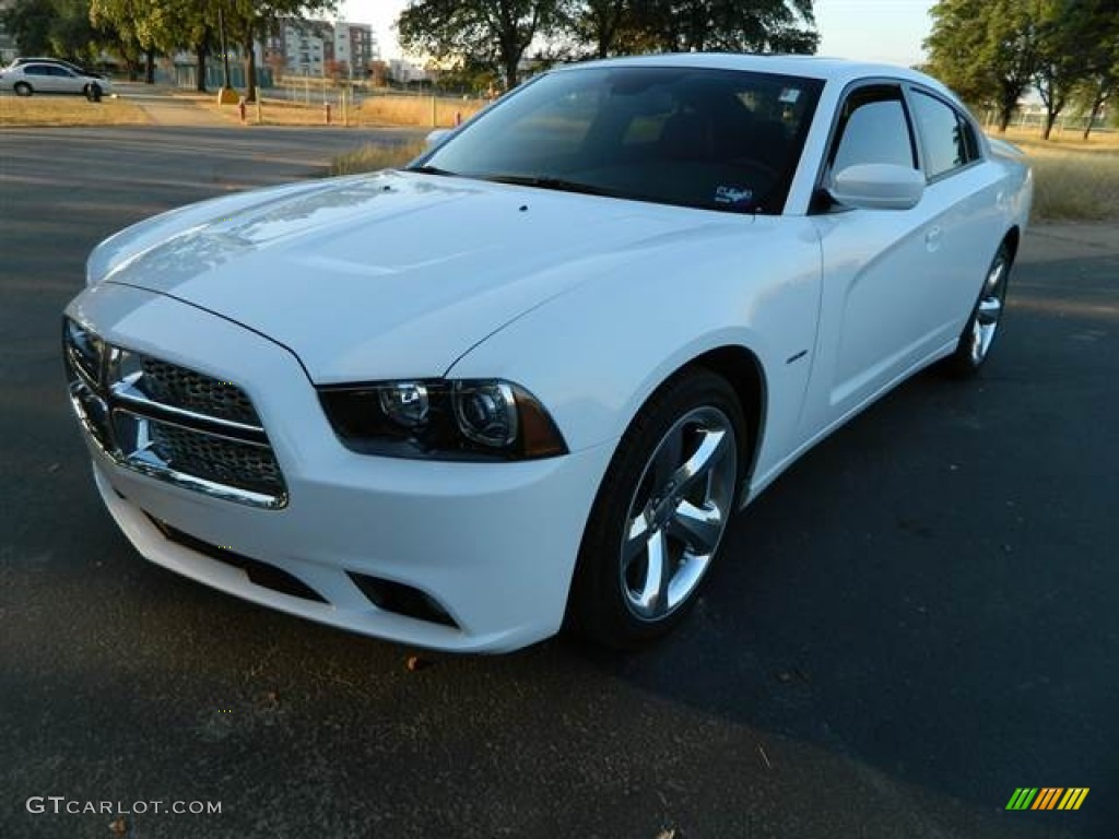 bright white 2012 dodge charger r t plus exterior photo. Black Bedroom Furniture Sets. Home Design Ideas