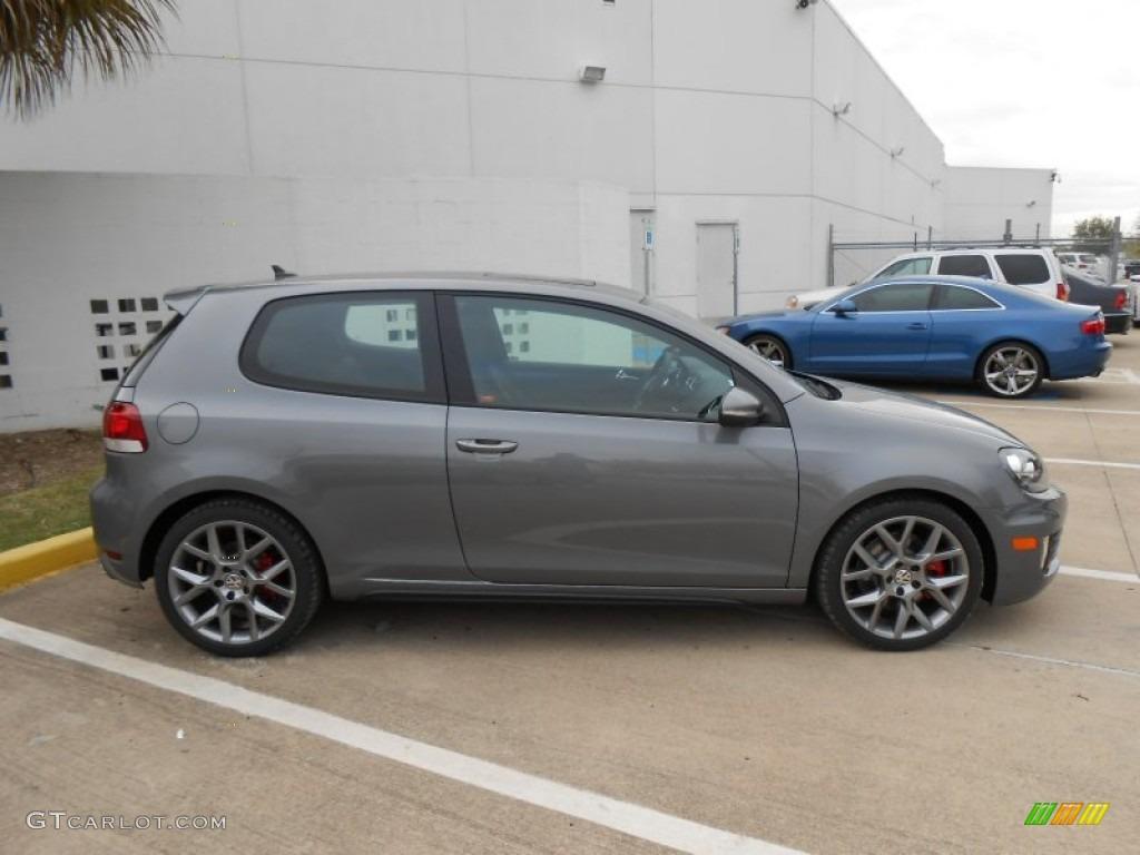 2013 Carbon Steel Gray Metallic Volkswagen GTI 2 Door ...