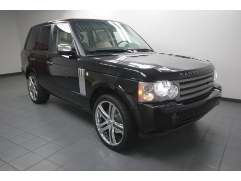 2007 Land Rover Range Rover HSE Data, Info and Specs