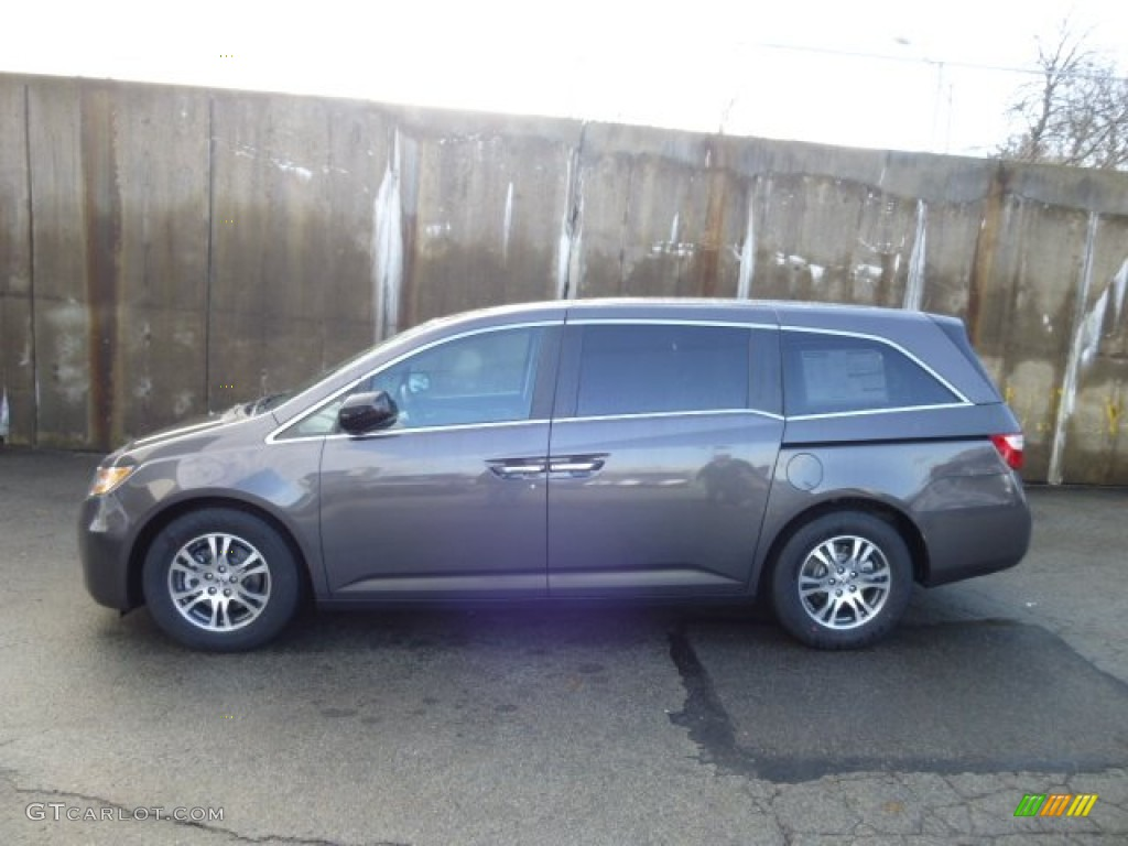 2013 smokey topaz metallic honda odyssey ex 74308218 gtcarlot     car color galleries