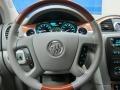 Titanium/Dark Titanium Steering Wheel Photo for 2008 Buick Enclave #74313037