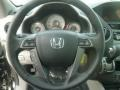 Gray Steering Wheel Photo for 2013 Honda Pilot #74314840