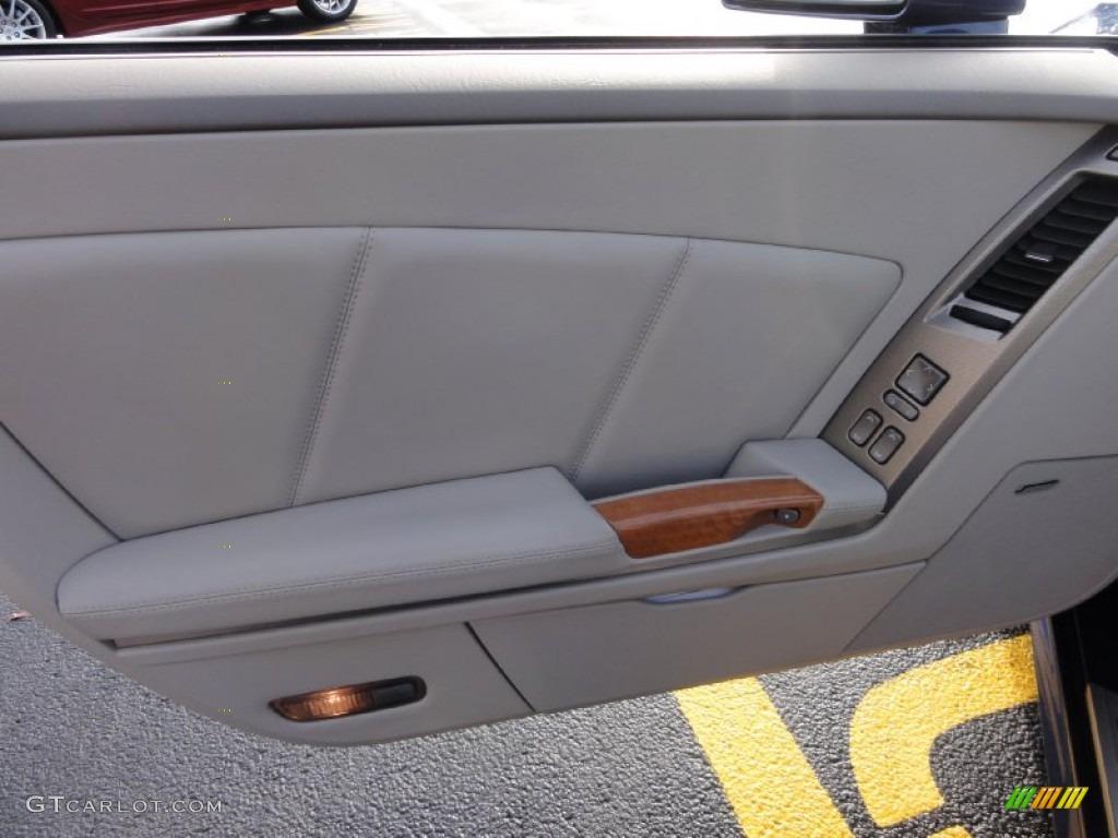 2004 Cadillac Xlr Roadster Shale Door Panel Photo 74318822