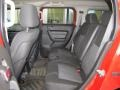 Ebony/Pewter Rear Seat Photo for 2009 Hummer H3 #74322881