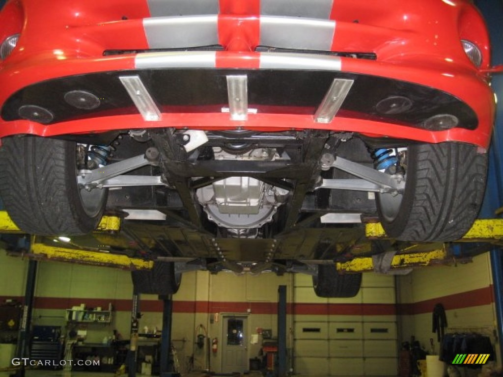 2000 Dodge Viper GTS Undercarriage Photo #74333326 | GTCarLot.com