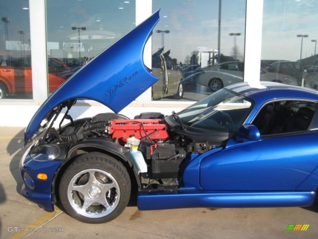 1997 Dodge Viper GTS 8.0 Liter OHV 20-Valve V10 Engine Photo #74335752 ...