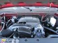 2013 Deep Ruby Metallic Chevrolet Silverado 1500 LTZ Extended Cab 4x4  photo #12