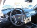 Ebony Dashboard Photo for 2013 Chevrolet Silverado 1500 #74348928