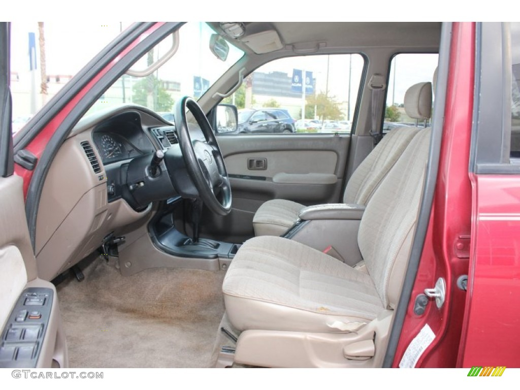 Oak Interior 1998 Toyota 4runner Standard 4runner Model Photo 74362503