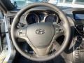 Black Cloth Steering Wheel Photo for 2013 Hyundai Genesis Coupe #74395432