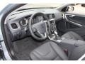 Off Black 2013 Volvo S60 Interiors