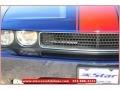 2013 Jazz Blue Pearl Dodge Challenger Rallye Redline  photo #9