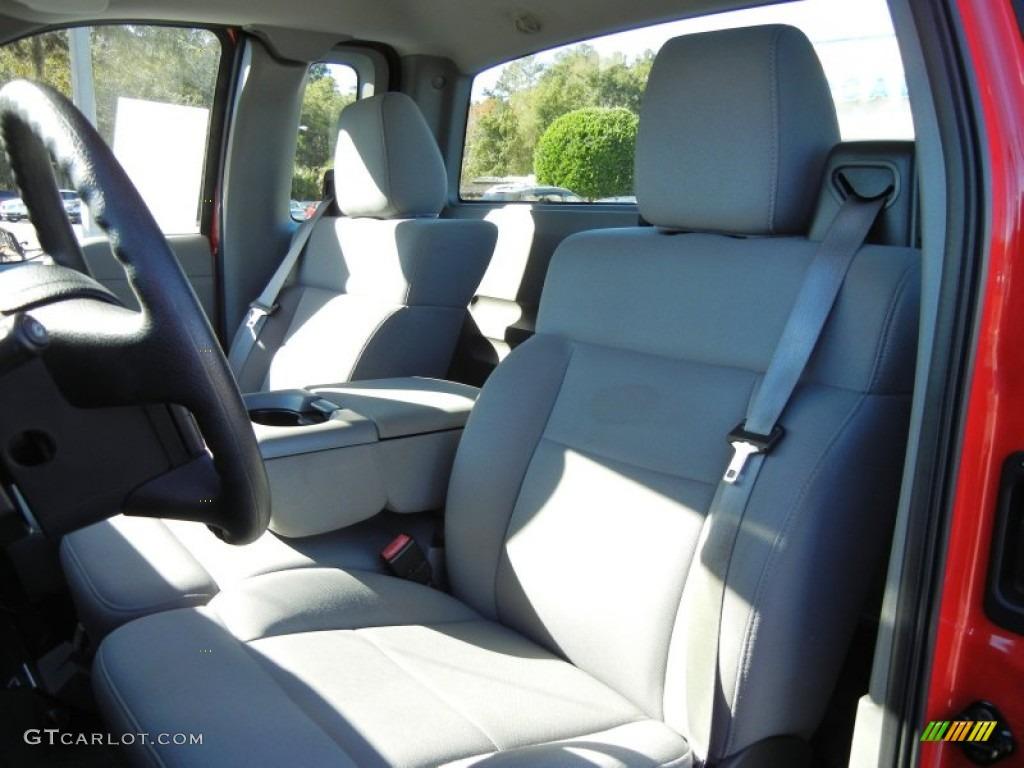 2005 ford f150 stx regular cab flareside front seat photos. Black Bedroom Furniture Sets. Home Design Ideas