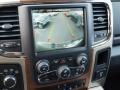 Controls of 2013 1500 Laramie Quad Cab 4x4