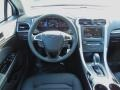 Charcoal Black Dashboard Photo for 2013 Ford Fusion #74410033