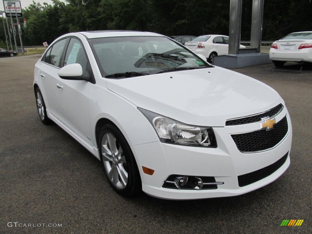 summit white 2012 chevrolet cruze ltz rs exterior photo. Black Bedroom Furniture Sets. Home Design Ideas