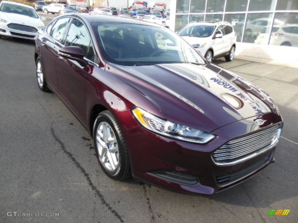 Bordeaux Reserve Red Metallic 2013 Ford Fusion Se Exterior Photo 74435786