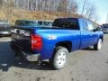 2013 Blue Topaz Metallic Chevrolet Silverado 1500 LT Extended Cab 4x4  photo #8