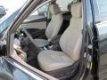 Beige Interior Photo for 2013 Hyundai Santa Fe #74451343