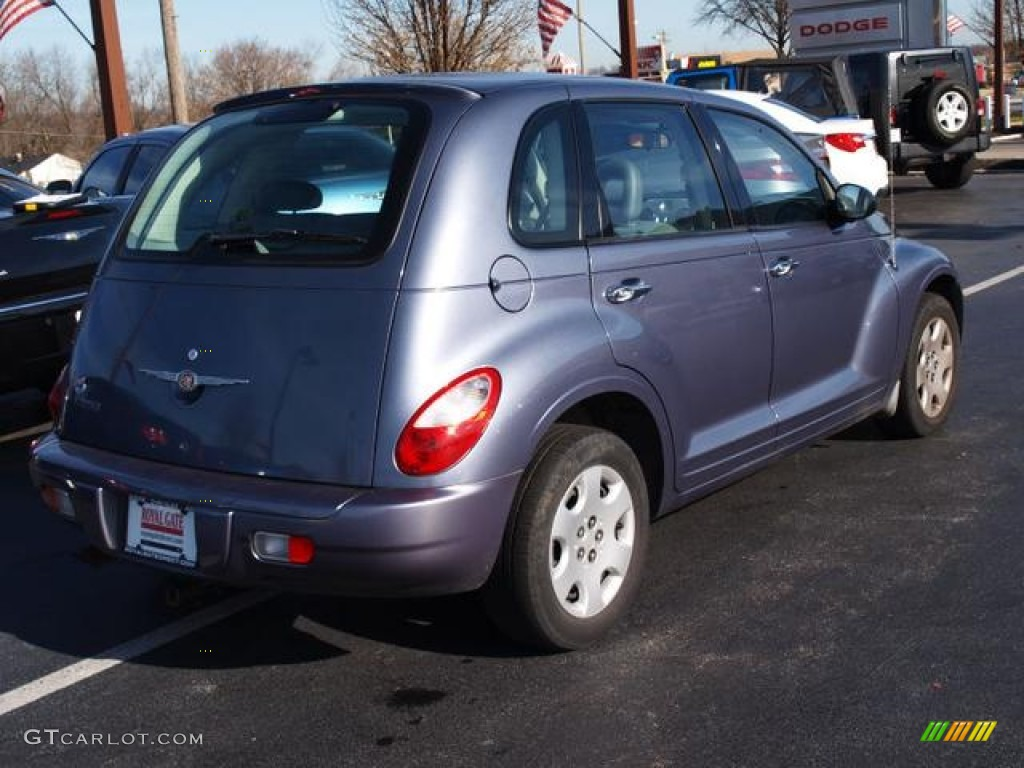 2007 PT Cruiser  - Opal Gray Metallic / Pastel Slate Gray photo #3