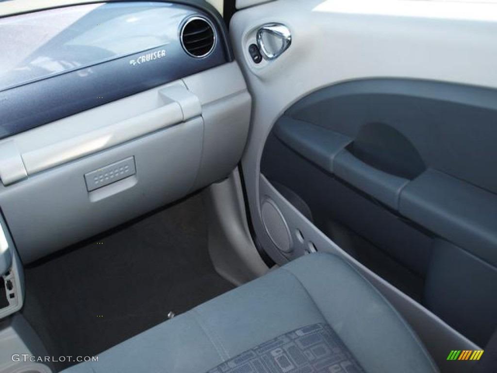 2007 PT Cruiser  - Opal Gray Metallic / Pastel Slate Gray photo #13