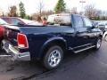 2013 1500 Laramie Quad Cab 4x4 True Blue Pearl