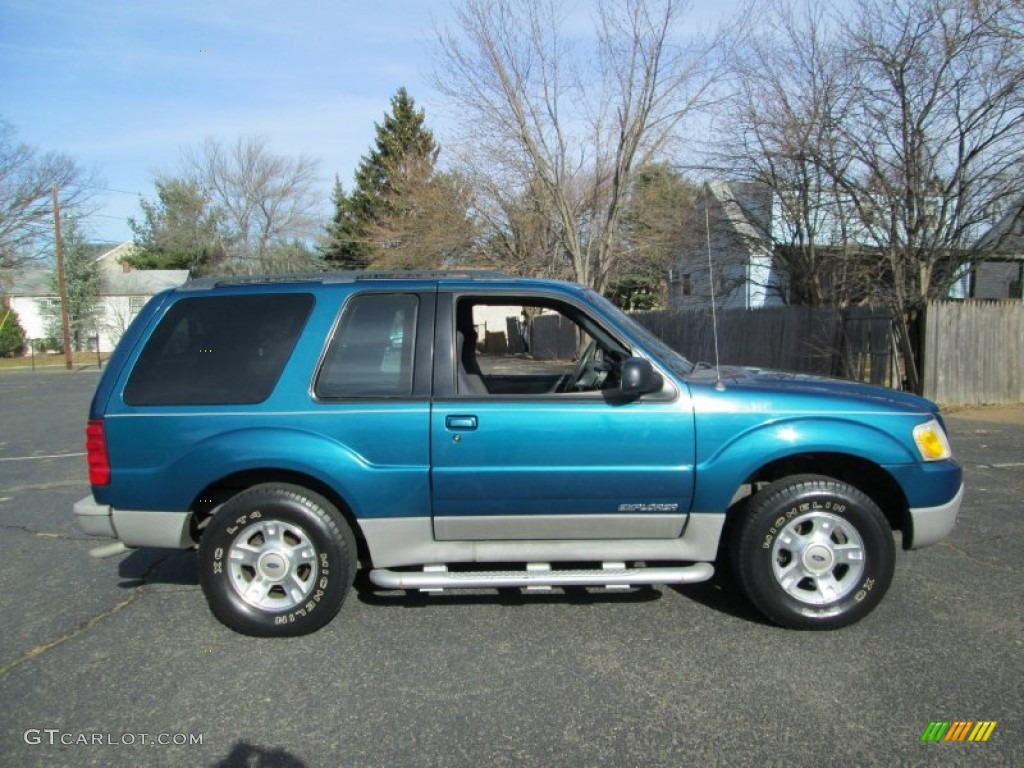 dark teal metallic 2002 ford explorer sport 4x4 exterior photo. Cars Review. Best American Auto & Cars Review