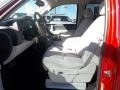 2009 Victory Red Chevrolet Silverado 1500 LT Crew Cab  photo #13