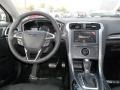 Charcoal Black Dashboard Photo for 2013 Ford Fusion #74476913