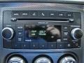 2011 Dodge Challenger Dark Slate Gray Interior Audio System Photo