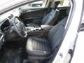 Charcoal Black Front Seat Photo for 2013 Ford Fusion #74487167