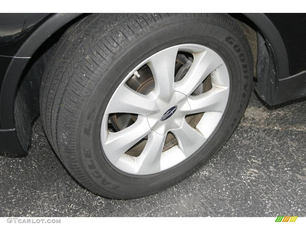 2007 Subaru B9 Tribeca Limited 5 Passenger Wheel Photos
