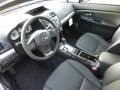 Black Prime Interior Photo for 2013 Subaru Impreza #74490602