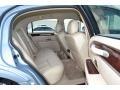 2008 Lincoln Town Car Light Camel Interior Rear Seat Photo