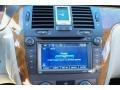 2010 Cadillac DTS Light Linen/Cocoa Interior Controls Photo