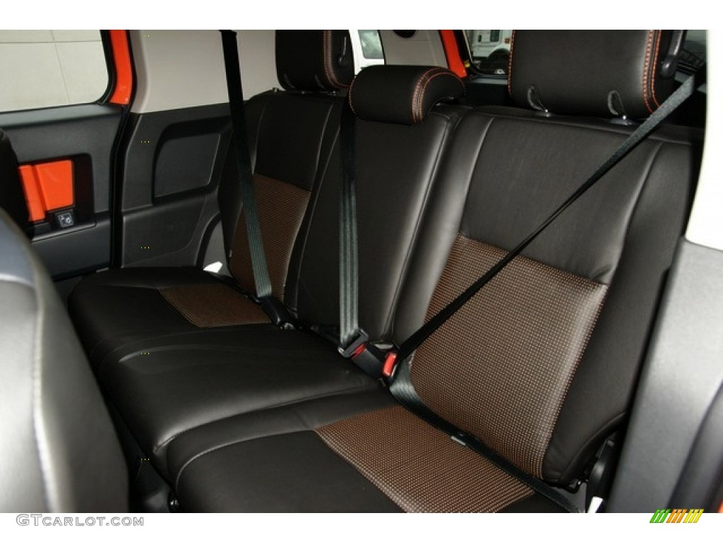 Dark Charcoal Interior 2013 Toyota Fj Cruiser 4wd Photo 74500847