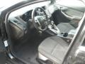 2012 Tuxedo Black Metallic Ford Focus SEL Sedan  photo #5