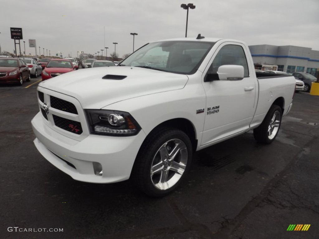 2013 bright white ram 1500 r t regular cab 74489853 photo 5 car color galleries. Black Bedroom Furniture Sets. Home Design Ideas