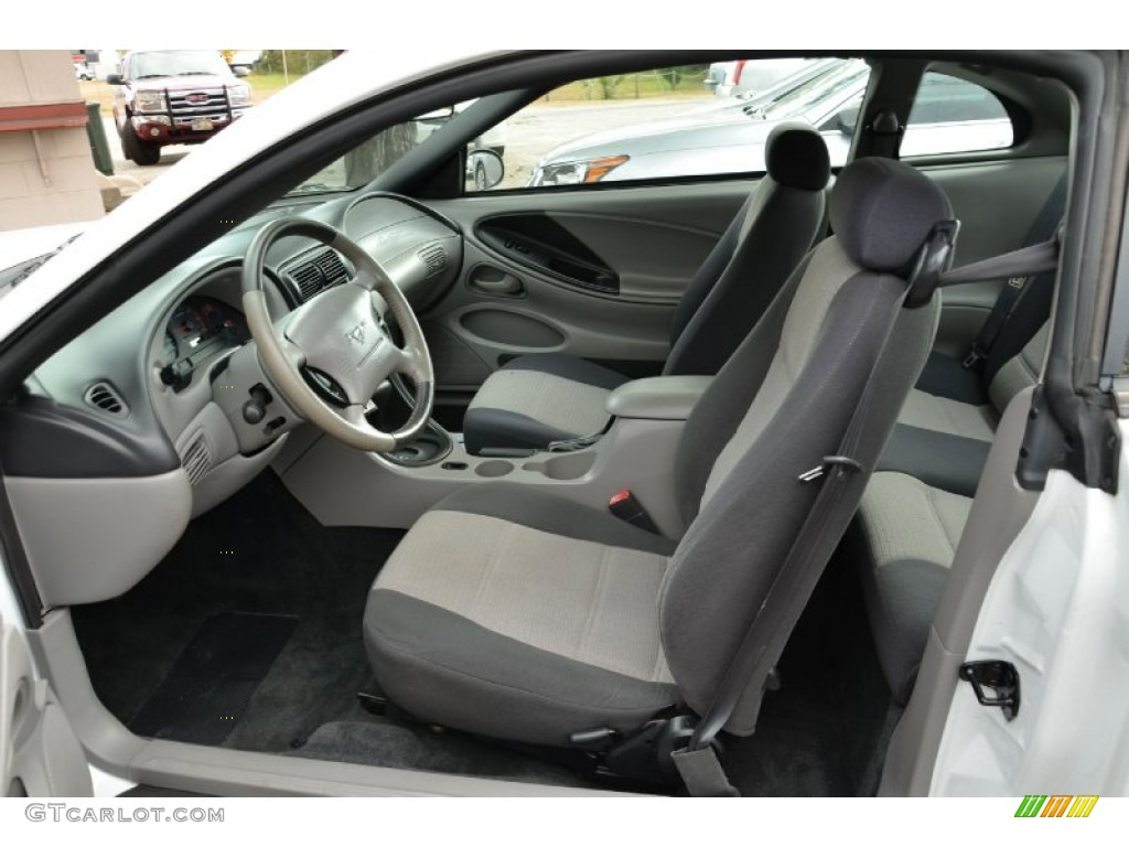 2003 Ford Mustang V6 Coupe Interior Photos