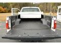 2008 Ford F250 Super Duty Camel Interior Trunk Photo