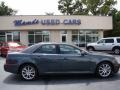 Thunder Gray ChromaFlair 2007 Cadillac STS V6