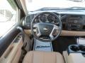 2011 White Diamond Tricoat Chevrolet Silverado 1500 LT Crew Cab  photo #18