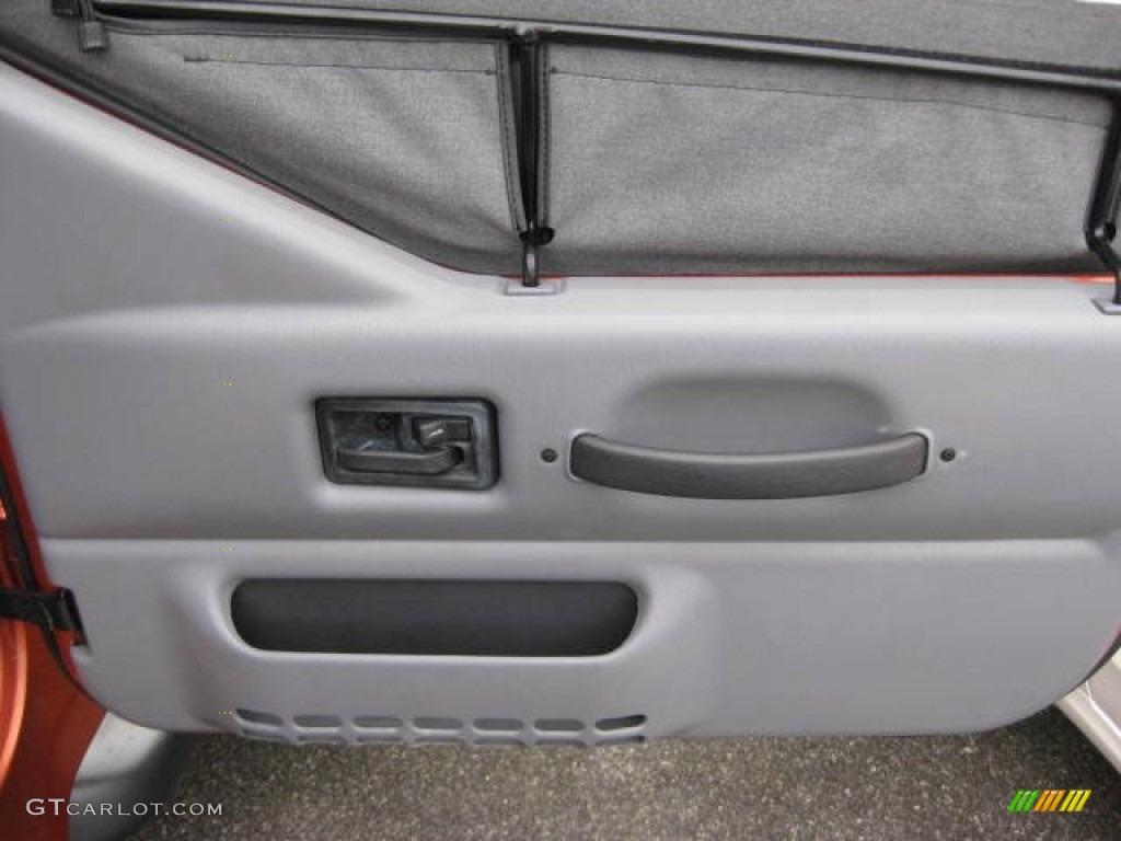 1998 Jeep Wrangler Se 4x4 Door Panel Photos