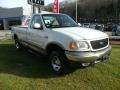 Oxford White - F150 XLT Regular Cab 4x4 Photo No. 2