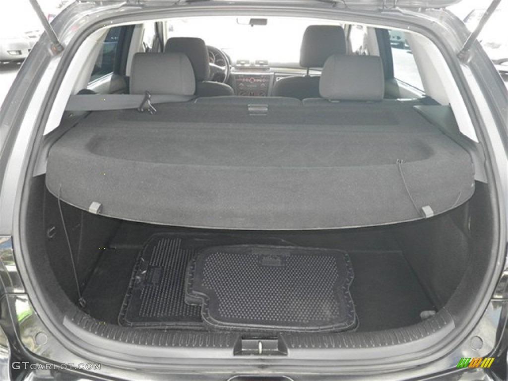 2004 Mazda Mazda3 S Hatchback Trunk Photo 74540144