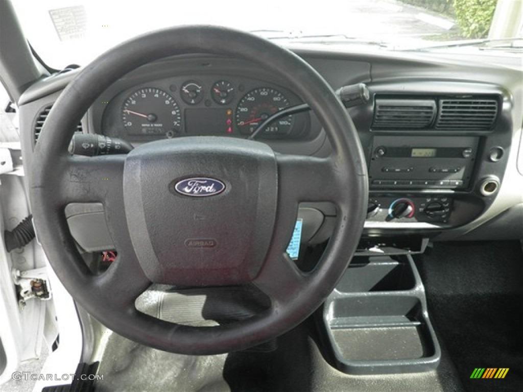 2008 ford ranger xl regular cab steering wheel photos. Black Bedroom Furniture Sets. Home Design Ideas