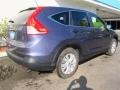 2013 Twilight Blue Metallic Honda CR-V EX  photo #3
