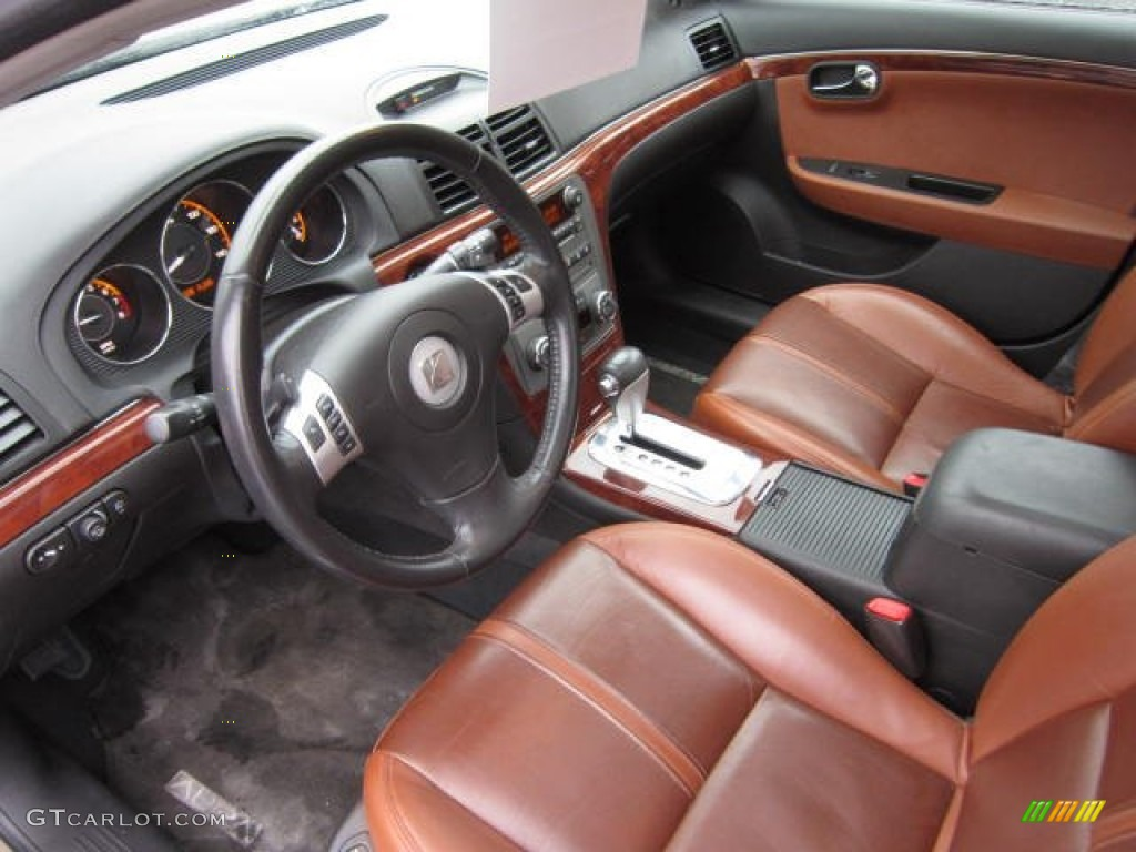Morocco Brown Interior 2007 Saturn Aura Xr Photo 74548273