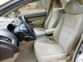 Ivory Front Seat Photo for 2007 Honda Civic #74552687