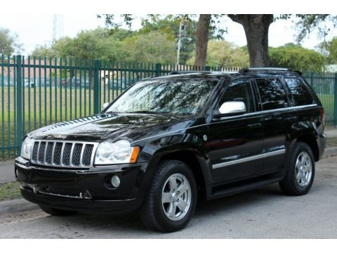 2006 jeep grand cherokee overland 4x4 data info and specs. Black Bedroom Furniture Sets. Home Design Ideas